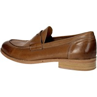 Chaussures Homme Mocassins Marechiaro 35001 Mocassin  Homme Cuir  Marron Taupe Marron Taupe