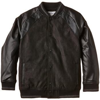 Vêtements Garçon Vestes en cuir / synthétiques Kaporal Blouson  Betty Black 38