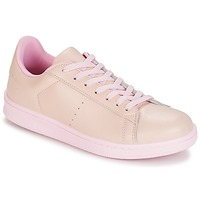 Chaussures Femme Baskets basses Yurban EZIME Rose