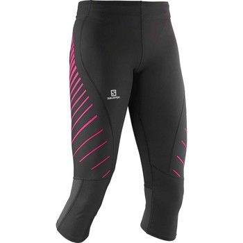 Vêtements Femme Pantalons Salomon Endurance 3/4 Tight W Noir