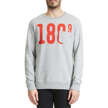 Vêtements Homme Sweats Lee Sweat Shirt  Gris Chine Homme Gris