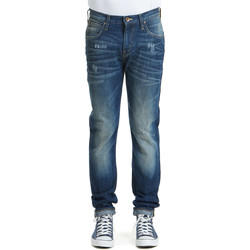 Vêtements Homme Jeans droit Lee Jeans  Arvin Regular Crushed Blue Blue Homme Bleu