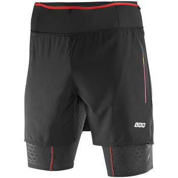 Vêtements Homme Shorts / Bermudas Salomon S-LAB EXO TWINSKIN SHORT M Noir