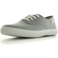 Chaussures Femme Baskets mode Victoria Inglesa Lona gris