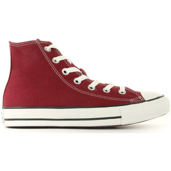 Chaussures Femme Baskets mode Converse All Star High rouge