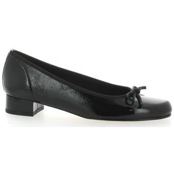 Chaussures Femme Escarpins Elizabeth Stuart Ballerines cuir vernis Noir