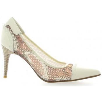 Chaussures Femme Escarpins Elizabeth Stuart Escarpins tissu Poudré