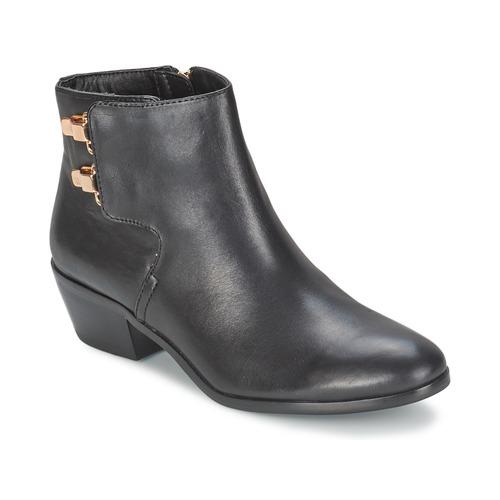 Sam Edelman PETER Noir - Livraison Gratuite avec  - Chaussures Boot Femme