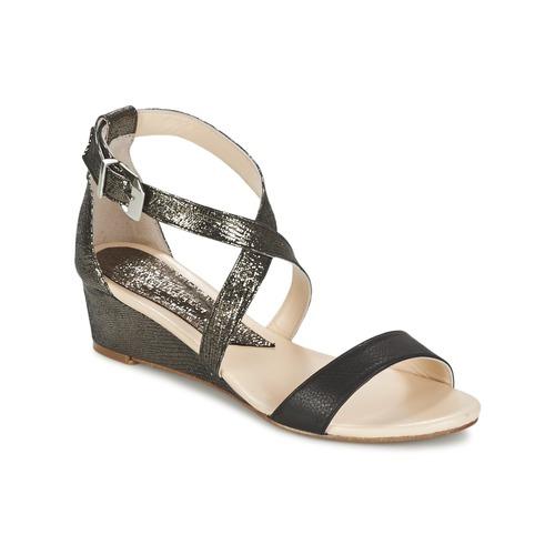 Chaussures Femme Sandales et Nu-pieds Anaki GEKOI Noir