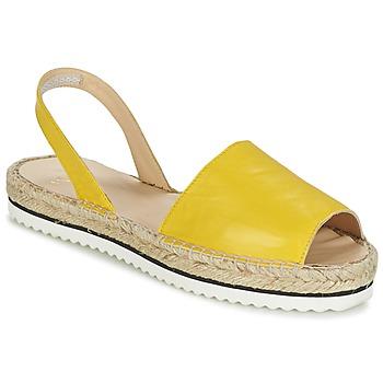 Chaussures Femme Sandales et Nu-pieds Anaki TEQUILAI Jaune