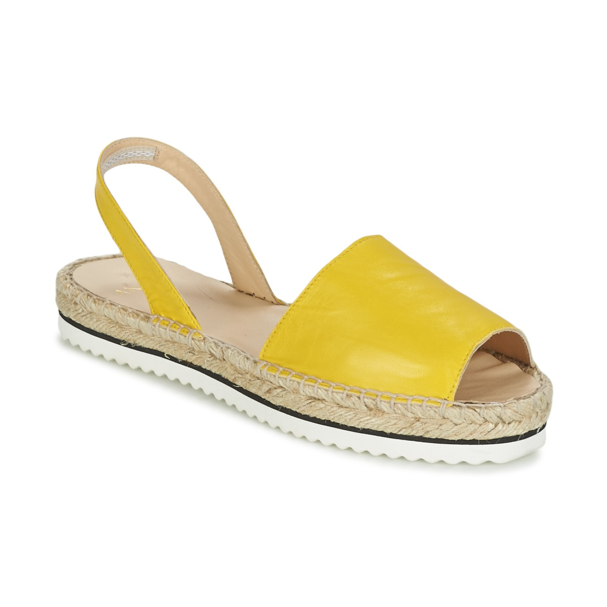 Sandale Anaki TEQUILAI Jaune