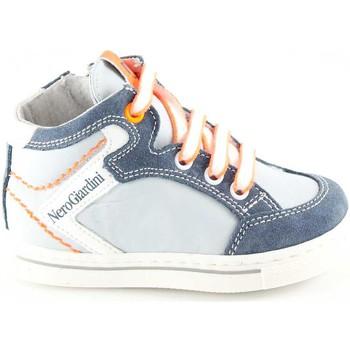 Chaussures Fille Chaussons bébés Nero Giardini  Grigio