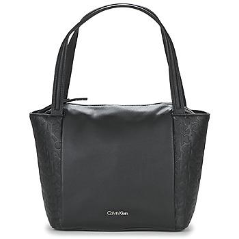 Sacs Femme Cabas / Sacs shopping Calvin Klein Jeans MISHA MEDIUM TOTE Noir