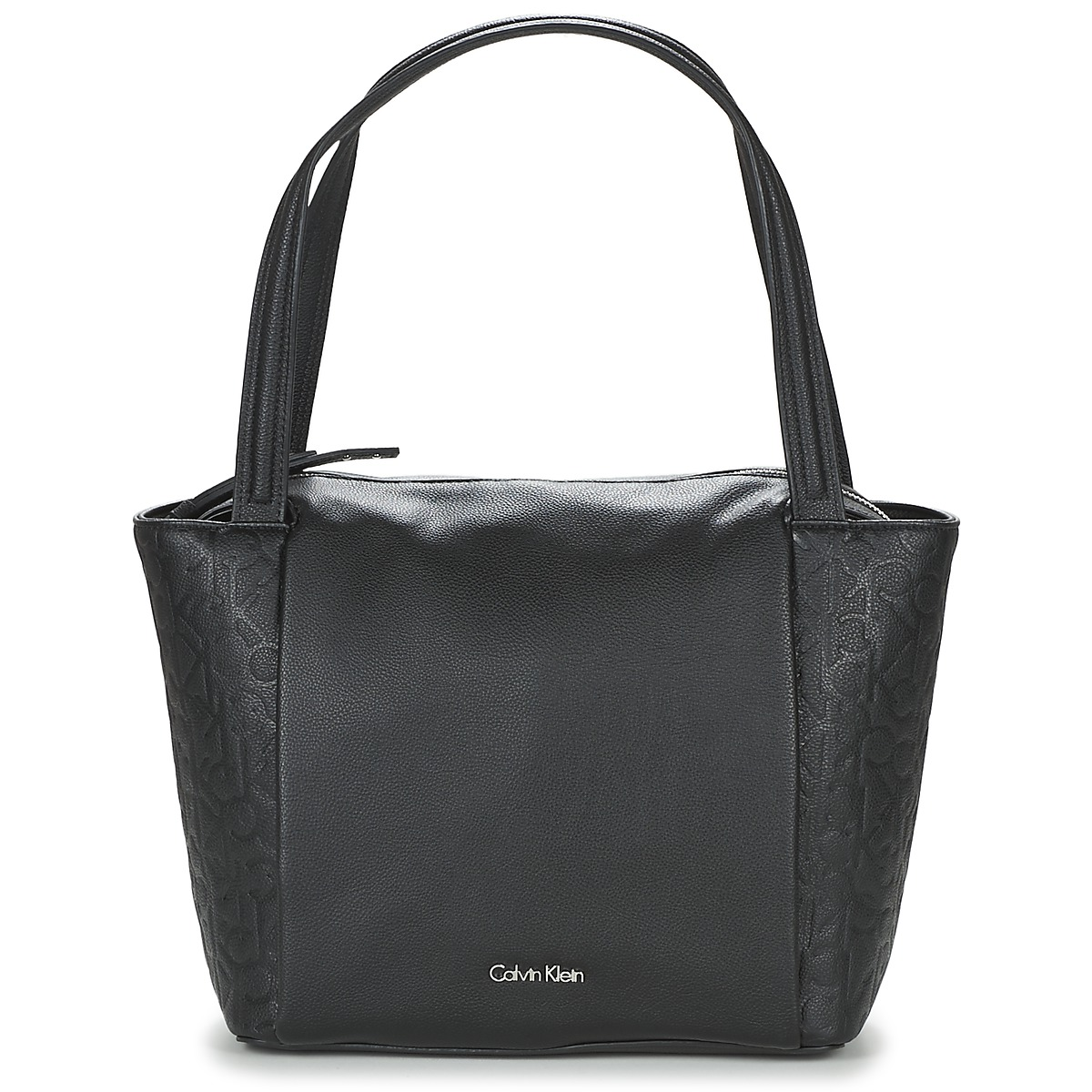 Calvin Klein Jeans MISHA MEDIUM TOTE Noir