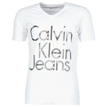 T-shirts manches courtes Calvin Klein Jeans TEMPEST VN SLIM FIT