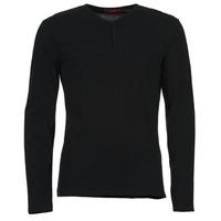 Vêtements Homme T-shirts manches longues BOTD ETUNAMA Noir
