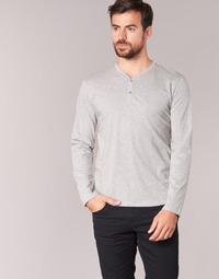 Vêtements Homme T-shirts manches longues BOTD ETUNAMA Gris