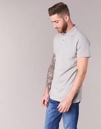 Vêtements Homme Polos manches courtes BOTD EPOLARO Gris