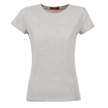 Vêtements Femme T-shirts manches courtes BOTD EQUATILA Gris chiné