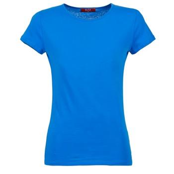 Vêtements Femme T-shirts manches courtes BOTD EQUATILA Bleu
