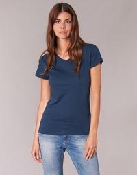 Vêtements Femme T-shirts manches courtes BOTD EFLOMU Marine