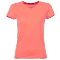 Vêtements Femme T-shirts manches courtes BOTD EFLOMU Corail