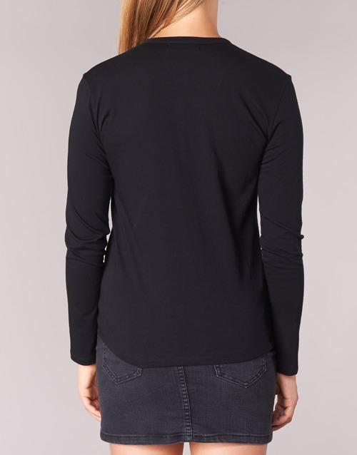Noir shirts Longues Botd Manches T Femme Ebiscol LpqSUzMGV