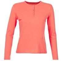 Vêtements Femme T-shirts manches longues BOTD EBISCOL Corail