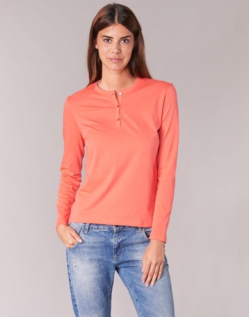Vêtements Femme T-shirts manches longues BOTD EBISCOL Orange