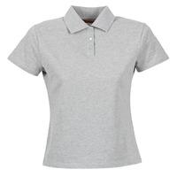 Vêtements Femme Polos manches courtes BOTD ECLOVERA Gris chiné