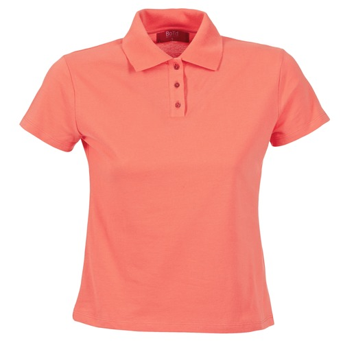 Vêtements Femme Polos manches courtes BOTD ECLOVERA Corail