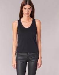 Vêtements Femme Débardeurs / T-shirts sans manche BOTD EDEBALA Noir