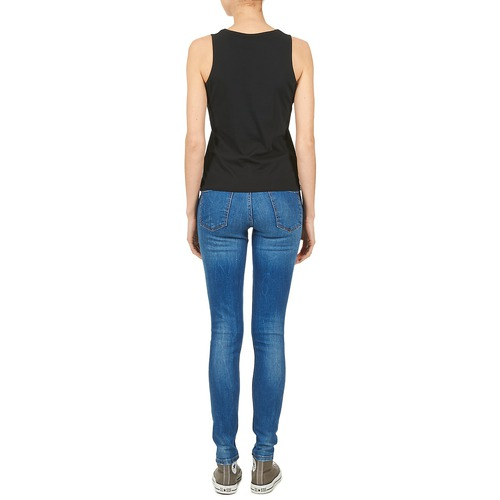 Manche Sans Noir Botd Edebala DébardeursT shirts Femme nvm8N0wO