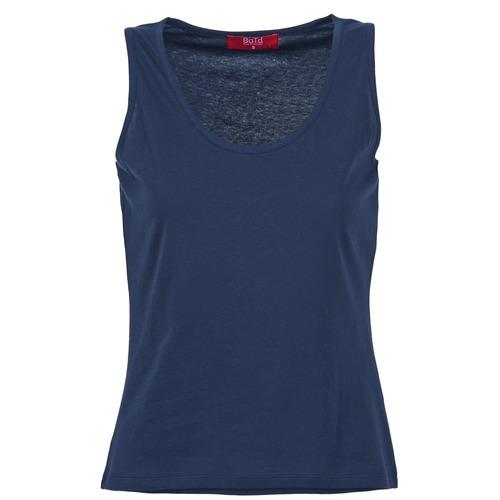 Vêtements Femme Débardeurs / T-shirts sans manche BOTD EDEBALA Marine