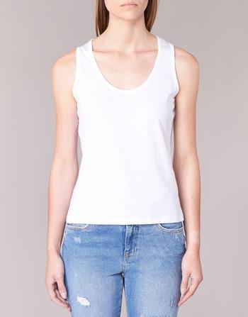 DébardeursT Sans Edebala Vêtements Blanc shirts Manche Botd Femme O0Nk8nXZwP