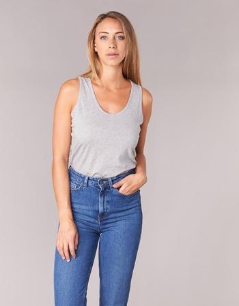 Edebala shirts Botd Gris Vêtements Femme DébardeursT Manche Sans e29WHEYDI