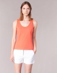 Vêtements Femme Débardeurs / T-shirts sans manche BOTD EDEBALA Corail
