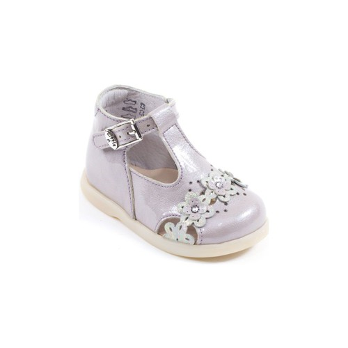 Chaussures Fille Chaussons bébés Little Mary Babies  Fille rose PASTEL rose