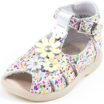 Chaussures Fille Sandales et Nu-pieds Little Mary - Sandales SUZETTE multicolore multicolore