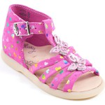 Sandales et Nu-pieds Little Mary Sandales PASSION rose -