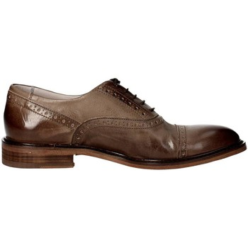 Chaussures Homme Derbies Marechiaro 4259 Inglesina Homme Cuir Marron Taupe