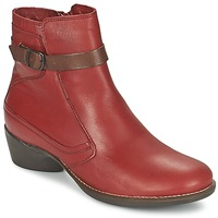 Chaussures Femme Bottines TBS GENTLY Grenat