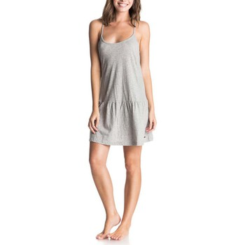 Vêtements Femme Robes courtes Roxy Pacific State gris