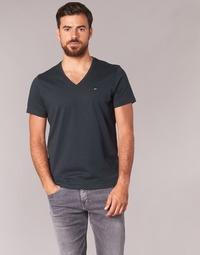 Vêtements Homme T-shirts manches courtes Tommy Jeans MALATO Noir