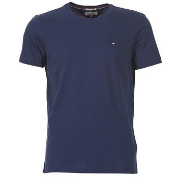 Vêtements Homme T-shirts manches courtes Tommy Jeans NOSS Marine