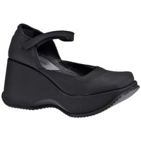 Chaussures Femme Escarpins Planisphere Wedge Vague 80 Escarpins Noir