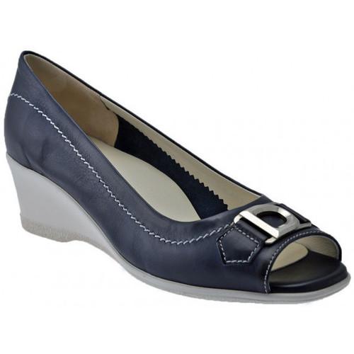 Chaussures Femme Escarpins Donna Serena Pompe50pompeEscarpins bleu