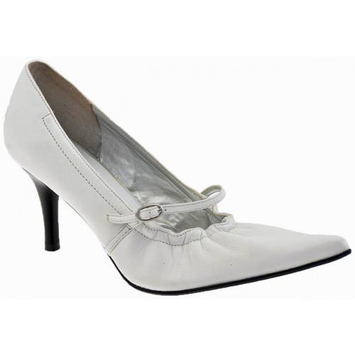 Chaussures Femme Escarpins Chedivé Talon doux 80 Escarpins