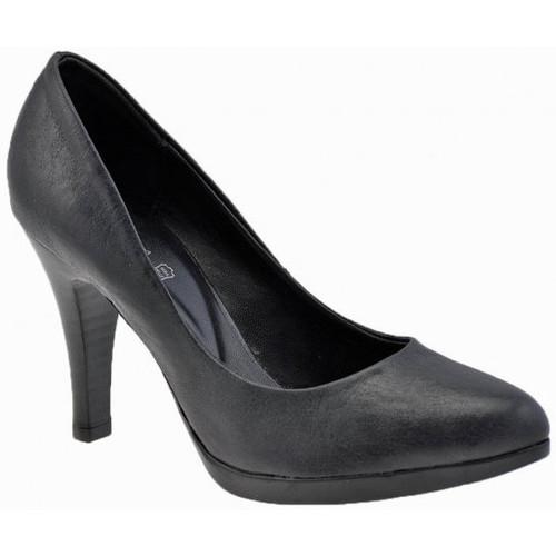 Chaussures Femme Escarpins Chedivé Plateau talon 100 Escarpins