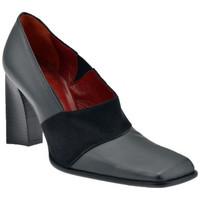Chaussures Femme Escarpins Enrico Del Gatto Talonétranglé80Escarpins Noir